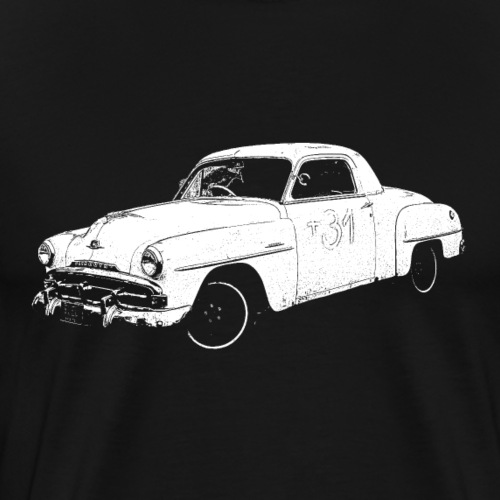 our Plymouth - Männer Premium T-Shirt