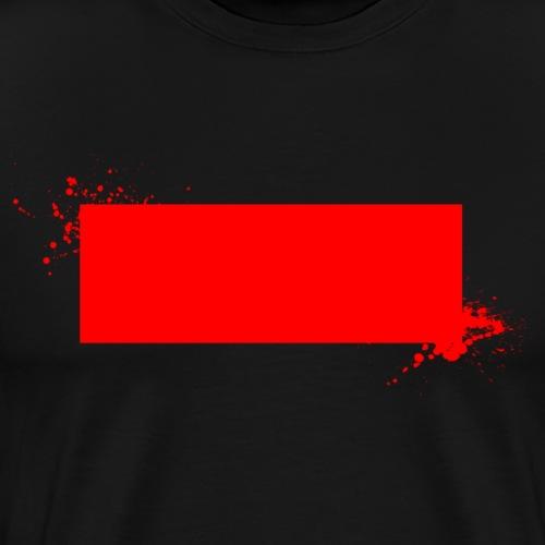 Wreck Tangle Rectangle - Men's Premium T-Shirt