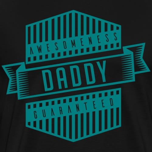 Daddy Awesomeness - Men's Premium T-Shirt