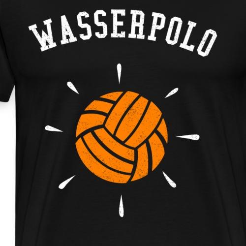 Wasserpolo - Männer Premium T-Shirt