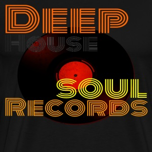 Deep House Soul Records - Men's Premium T-Shirt