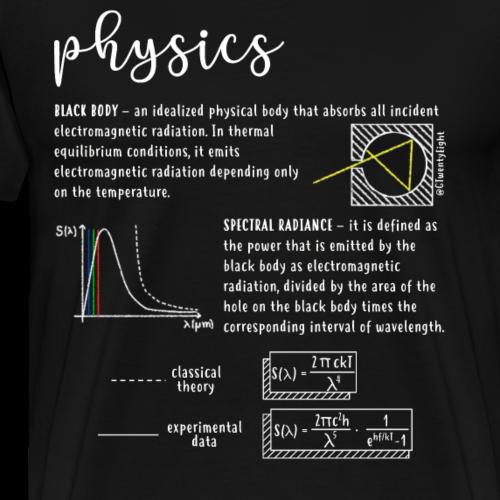 Radianza spettrale 3 - Maglietta Premium da uomo