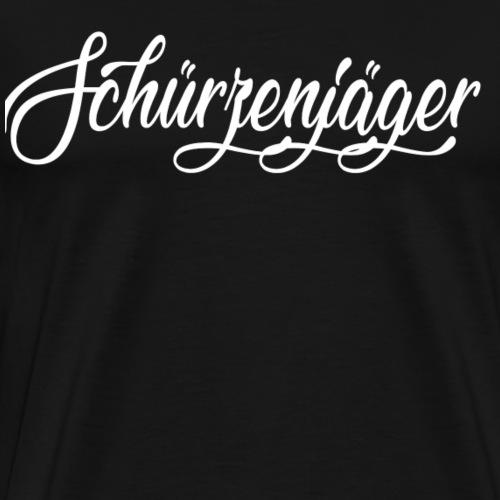 Schuerzenjaeger - Männer Premium T-Shirt