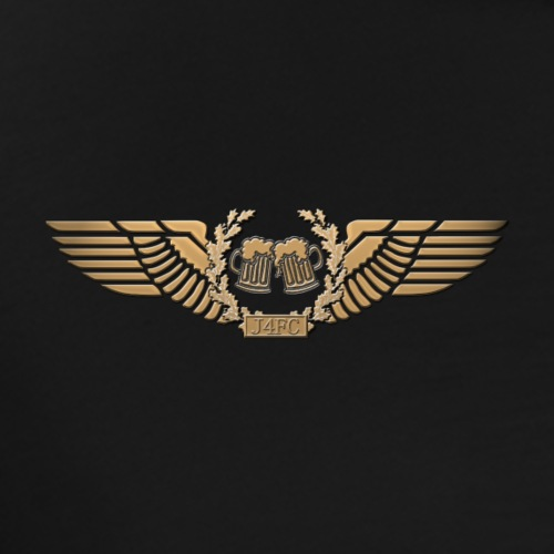 J4FC Logo - Männer Premium T-Shirt