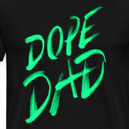 COOL DOPE DAD - Premium-T-shirt herr