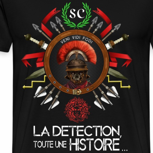 Veni Vidi Fodi - T-shirt Premium Homme