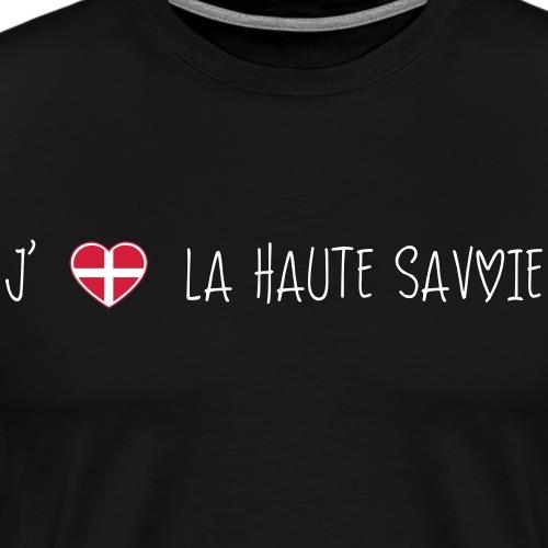 J'aime la Haute Savoie - T-shirt Premium Homme