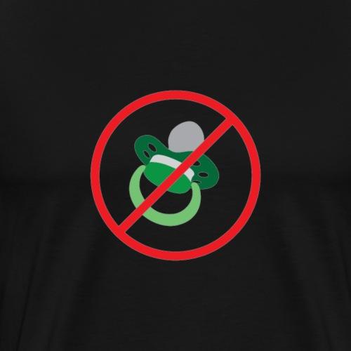 NoNapp - Premium-T-shirt herr