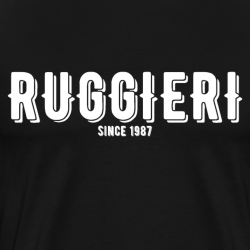 RUGGIERI since 1987 - Männer Premium T-Shirt