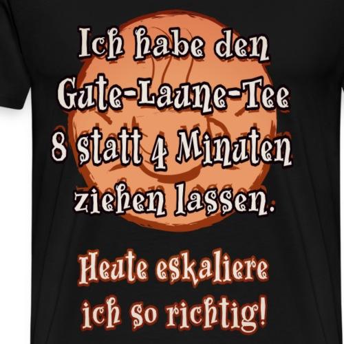 Gute-Laune-Tee - Männer Premium T-Shirt