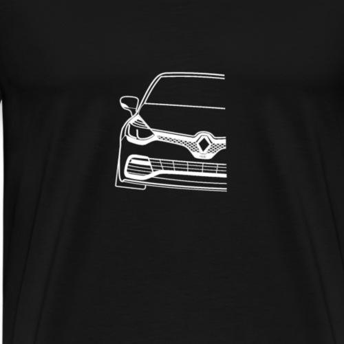 Clio4RenaultSport - Männer Premium T-Shirt