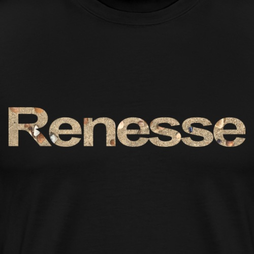 Renesse Strand - Männer Premium T-Shirt