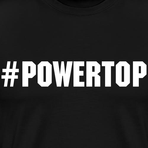 Power Top - Männer Premium T-Shirt
