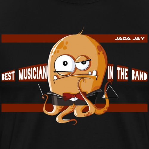 Best musician in the band - Männer Premium T-Shirt