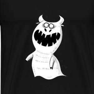 Geisterkuh - Männer Premium T-Shirt