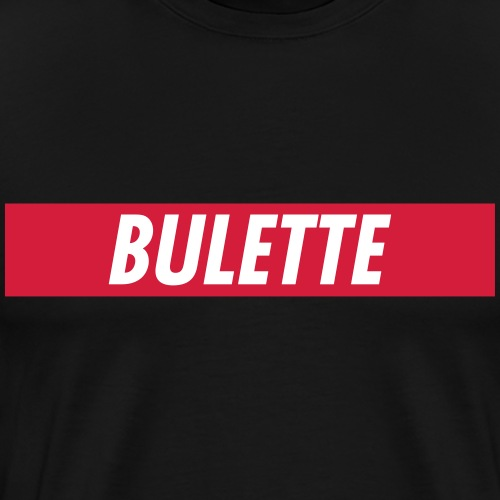 Bulette - Männer Premium T-Shirt