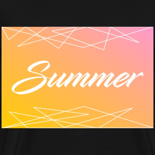 summer - T-shirt Premium Homme