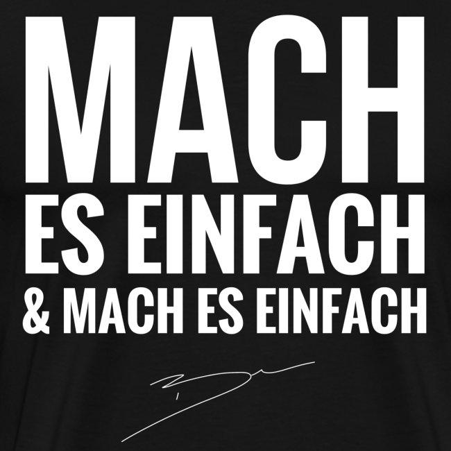 MACH ES EINFACH 1