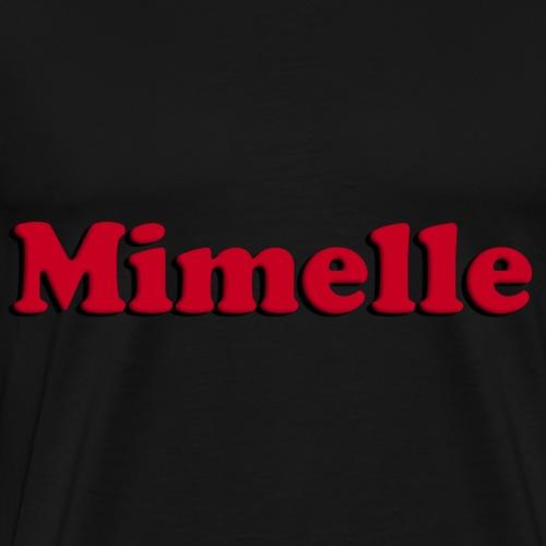 Mimelle - Männer Premium T-Shirt