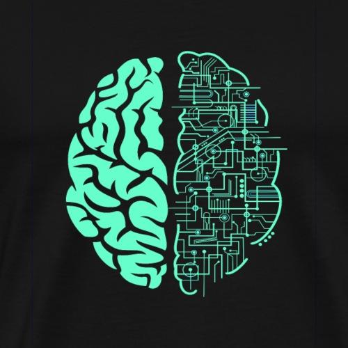 Künstliche Intelligenz t-shirt✅ - Männer Premium T-Shirt