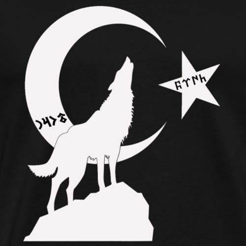 kurt ayyildiz - Männer Premium T-Shirt