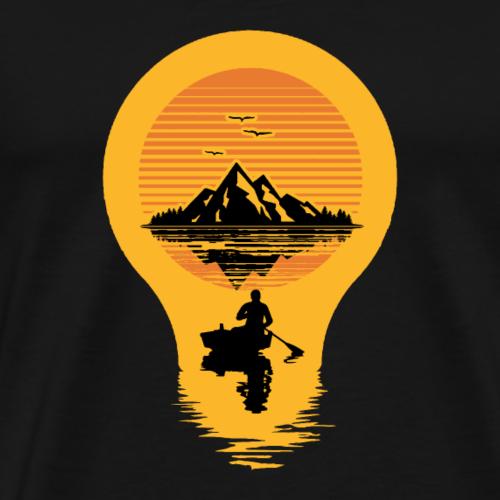 Bootreise - Männer Premium T-Shirt