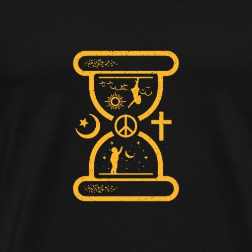 Frieden - Männer Premium T-Shirt