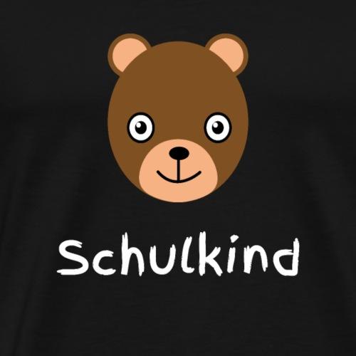 Einschulung - Schulkind - Männer Premium T-Shirt