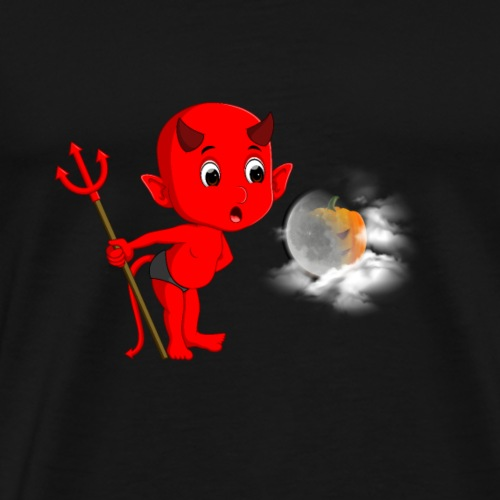 little devil - Männer Premium T-Shirt