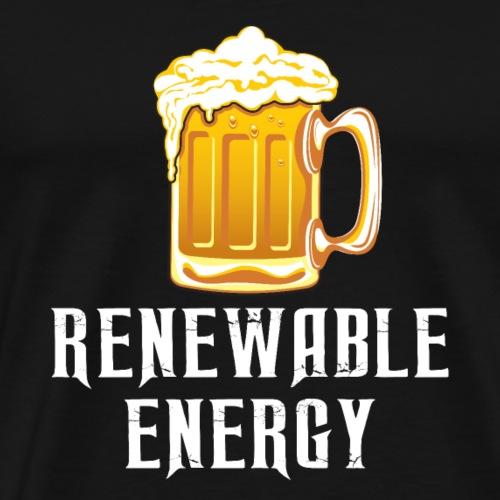 Renewable Energy - Männer Premium T-Shirt