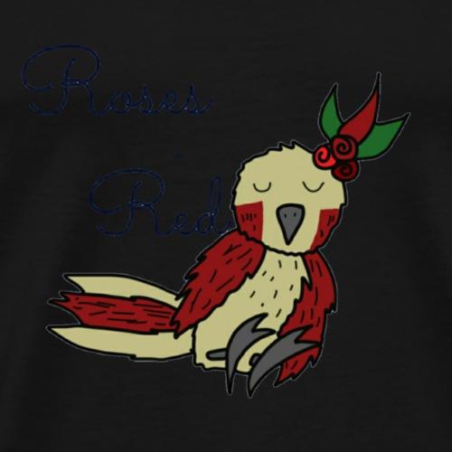 Roses - Männer Premium T-Shirt
