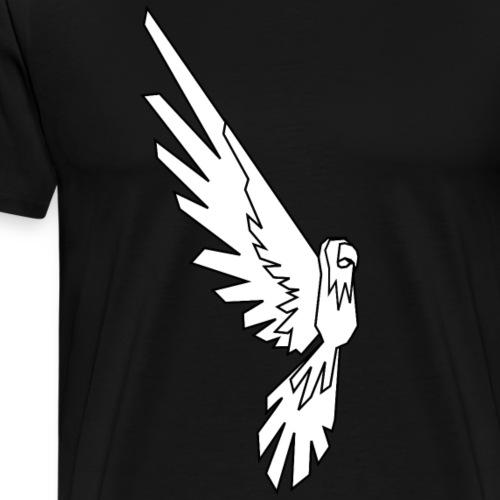 Papagei - Conner Conure Blank - Männer Premium T-Shirt