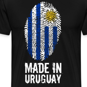 Made In Uruguay - T-shirt Premium Homme