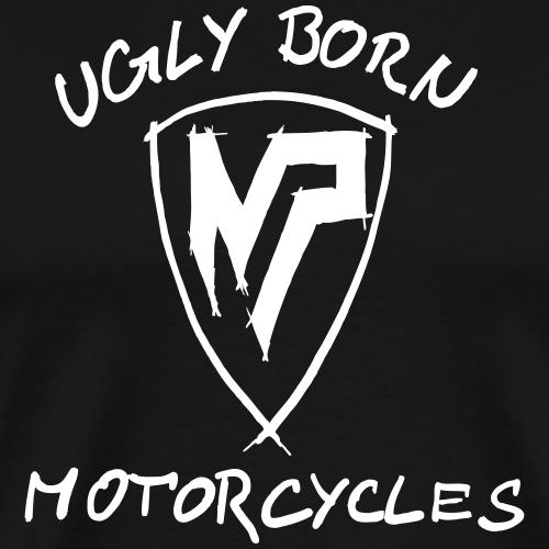 MP UGLY BORN - Männer Premium T-Shirt
