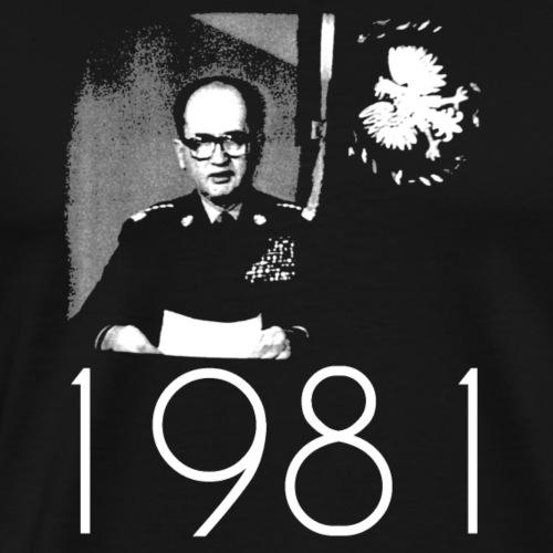 1981 - Männer Premium T-Shirt