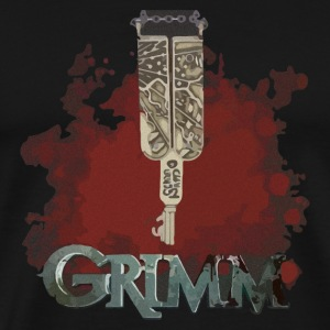 Grimm key - Men's Premium T-Shirt