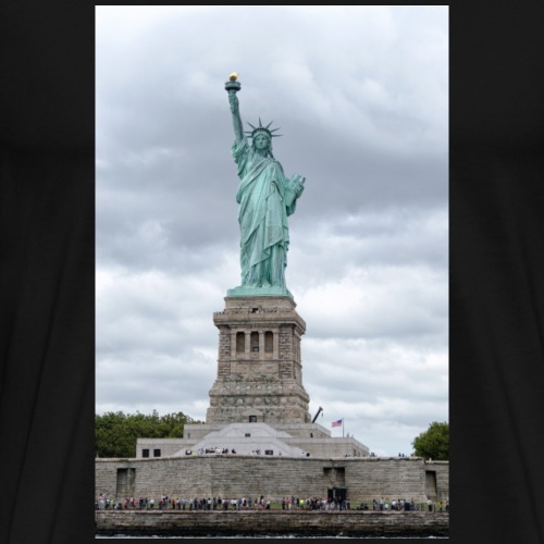 Freiheitsstatue in New York! Urlaub Geschenk Idee - Männer Premium T-Shirt