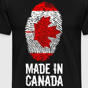 Made In Canada / Canada - T-shirt Premium Homme