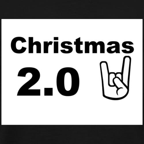 Christmas 2 0 - Männer Premium T-Shirt