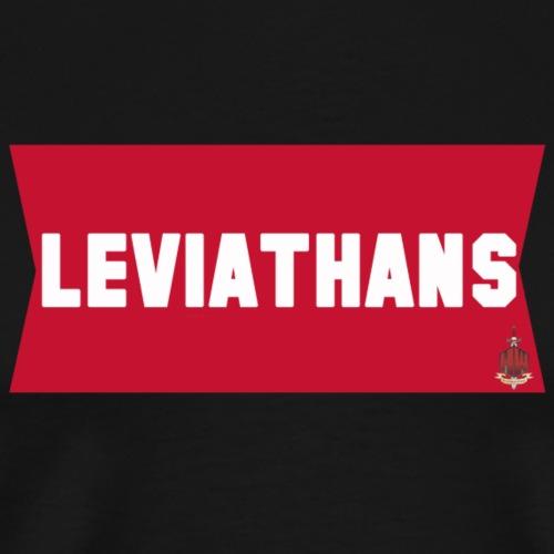 Leviathans Logo - Men's Premium T-Shirt