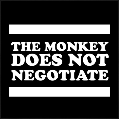 monkey - Men's Premium T-Shirt