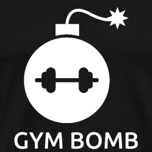 GymBombW - Men's Premium T-Shirt