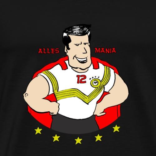 Muskelmannia Sterne - Männer Premium T-Shirt