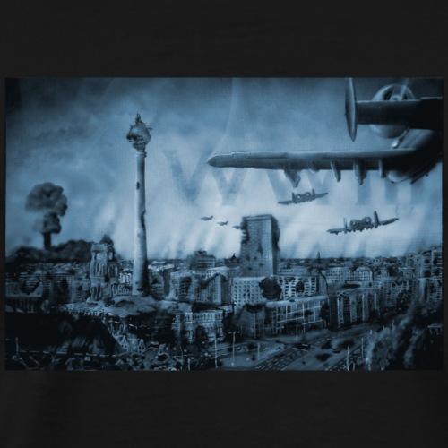Worldwar 3 Berlin - Männer Premium T-Shirt