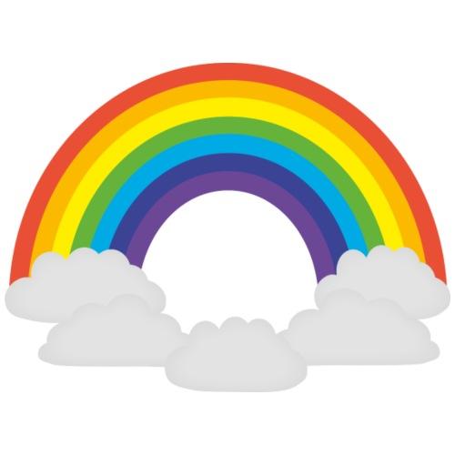 Regenbogen - Männer Premium T-Shirt