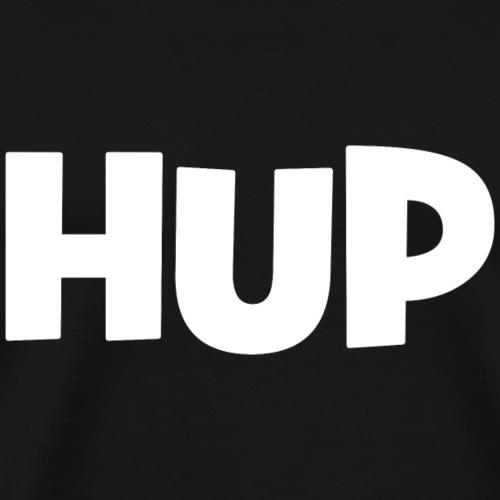Hup - Mannen Premium T-shirt