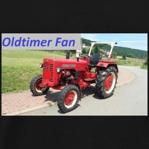 Oldtimer Fan von Agrarwirtschaft im HSK - Männer Premium T-Shirt
