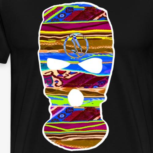 Dase One Hoodmask - Männer Premium T-Shirt
