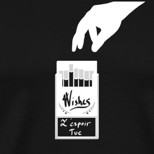 Espoir (Version Blanche) - T-shirt Premium Homme