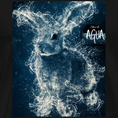 Water Rabbit - Men's Premium T-Shirt